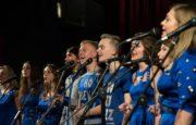 Эстрадно-джазовый хор Московского Колледжа Импровизационной Музыки