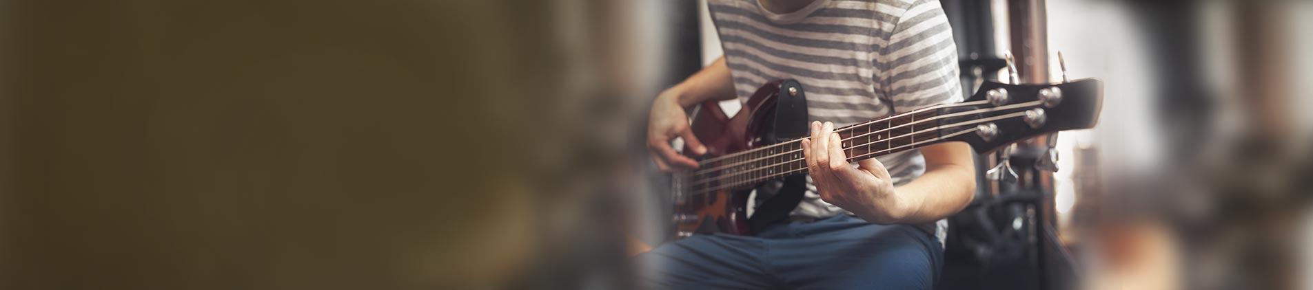 Акция! Бас гитара — 1 375 рублей в подарок!