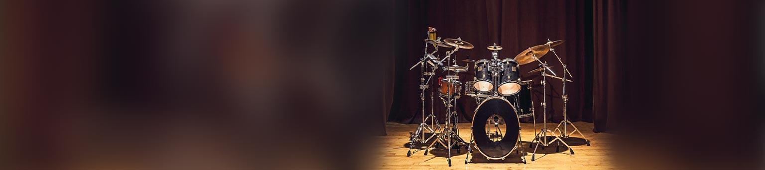 Индивидуальные уроки игры на ударных инструментах | Московский Колледж Импровизационной музыки
